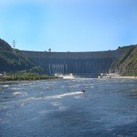 Саяно-Шушенская ГЭС :: Владимир