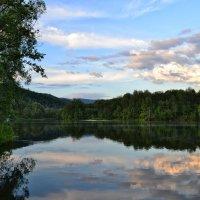 озеро :: Олеся Ушакова