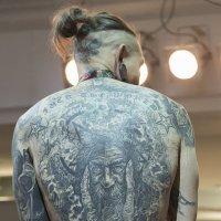 Фестиваль татуировок :: Михаил Сергеевич Карузин