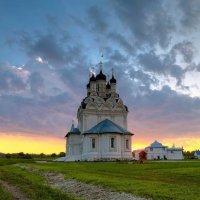 Храм Благовещения Пресвятой Богородицы в Тайнинском :: Евгений Голубев