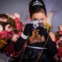 """Фотопроект """"В стиле Одри..."""" :: Юлия Самсонова"""