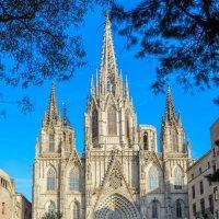 Catedral de Barcelona :: Константин Шабалин