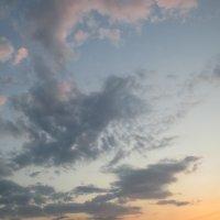 Небо на закате. :: Valentina
