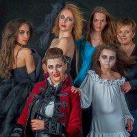 Темные силы и ужасы :: Владимир Саблин