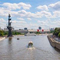 Москва река :: Галина Кубарева