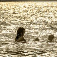 Сиамский залив. Нам уже 1 год и 4 месяца. УРА!!! :: Константин Василец