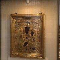 Икона в в церкви Эрмитажа :: Наталья