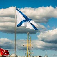 Флаг над Невой :: Валерий Смирнов