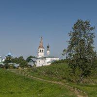 Суздальский пейзаж :: Владимир Бесперстов