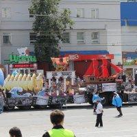 День города в Перми :: Валерий Конев