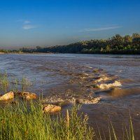Река :: Бронислав Богачевский