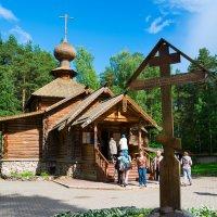 Деревянная Церковь :: Владислав Касатик