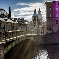 Пантелеймоновский мост :: Valeriy Piterskiy