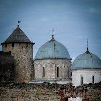 Ивангородская крепость :: Евгения Кирильченко