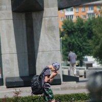 Как жизнь скрючила ... :: Виктор Калабухов