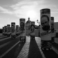В тени великих :: Елена Таран
