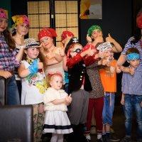 Пиратская вечеринка :: Алексей Кудрин