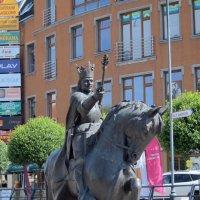 Памятник польскому королю Казимиру :: Вера Щукина