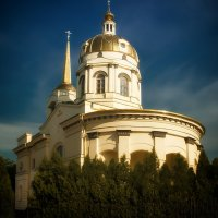 Церковь Иоанна Кронштадского :: Сергей Шруба