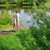 На реке :: Валерий Талашов