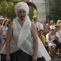 На Фестивале Уличных Театров 2016 :: Yura Prokhor