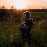 хорошо в деревне летом :: Ирина Петренко