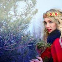 Сага о Королеве :: Анастасия Эверстова