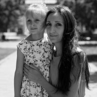 Таня+Вика :: Дмитрий Арсеньев