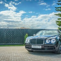 Bentley Flying Spur :: Alexander Ivanov