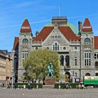 Национальный Театр в Хельсинки :: Олег Попков