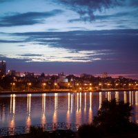 Ночной Воронеж :: Алексей Савекин