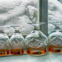 стекло и снег :: павел бритшев