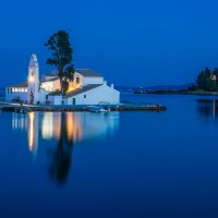 Монастырь Влахерна, Корфу :: Тиша