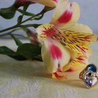 Подарок мужа на сапфировую свадьбу :: Светлана