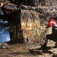 Старицкие пещеры :: Анна Аринова