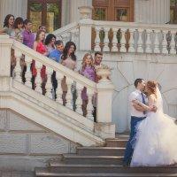 Свадьба Виктора и Натальи :: Андрей Молчанов
