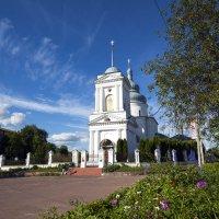 г. Нежин, Церковь Покрова Пресвятой Богородицы, 1757 :: Николай Хондогий