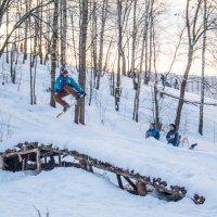 Зимние забавы :: Олег Гаврилов