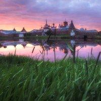 Летняя белая ночь :: Александр Бобрецов