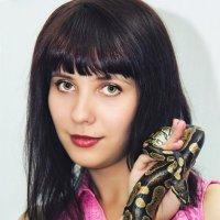 Хищница и хищник :: Светлана Трофимова