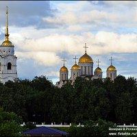 УСПЕНСКИЙ СОБОР(15) :: Валерий Викторович РОГАНОВ-АРЫССКИЙ