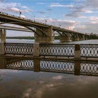 Мосты и лужи. :: cfysx