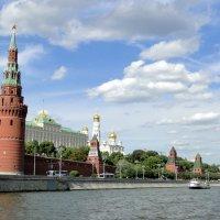 Московский Кремль :: Елена Шемякина