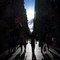 Игра света и теней :: Виктор М