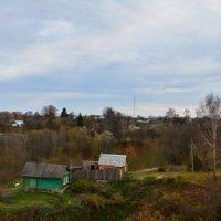 панорама древнего Города :: Aleksandr Ivanov67 Иванов
