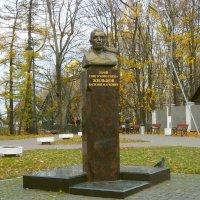 Памятник Герою Советского Союза Жильцову В.М. :: Лия ☼