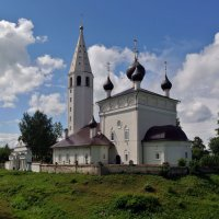 Храм на холме. :: IRINA VERSHININA