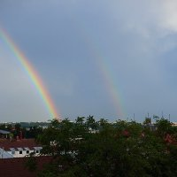 две радуги :: Ольга Богачёва
