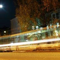 автобус- призрак :: Игорь