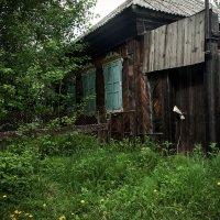 трава у дома старого... :: Марат Шарипов